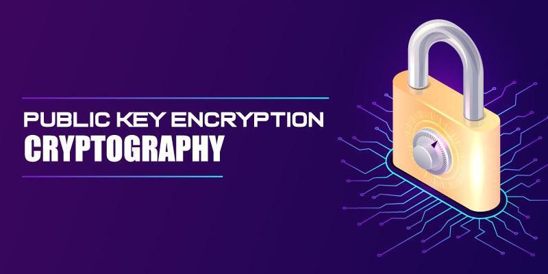 what is public key encryption