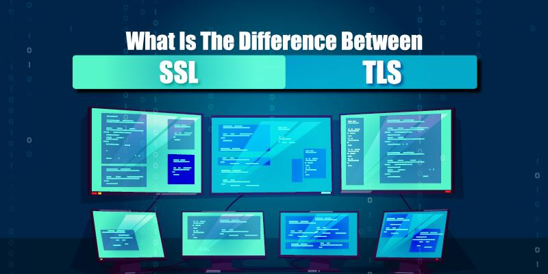 what is the difference between SSL vs. TLS