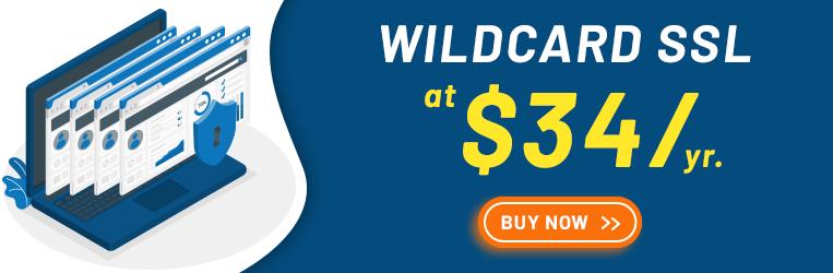 AlphaSSL Wildcard